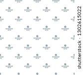 surgery clinic pattern seamless ... | Shutterstock . vector #1302615022