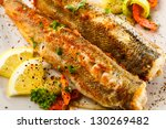 Fish Dish   Fried Fish And...