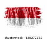 indonesia. indonesian flag ... | Shutterstock . vector #130272182