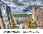 window scrap reclaim | Shutterstock . vector #1302919642