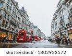 brighton  england 18 october... | Shutterstock . vector #1302923572