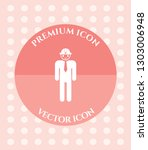 engineer icon for web.... | Shutterstock .eps vector #1303006948