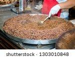 traditional turkish cuisine ... | Shutterstock . vector #1303010848