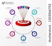 infographic design template....   Shutterstock .eps vector #1303066702