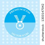 medal icon for web. application ... | Shutterstock .eps vector #1303147042