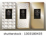 a collection of design elements ... | Shutterstock .eps vector #1303180435