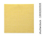 square background wall mosaic...   Shutterstock . vector #1303203535