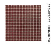 square background wall mosaic...   Shutterstock . vector #1303204312