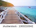 koh larn island in thailand   Shutterstock . vector #1303210342