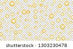 translucent bubbles or water... | Shutterstock .eps vector #1303230478
