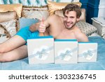 gifts for darling. birthday... | Shutterstock . vector #1303236745