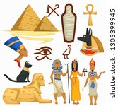 Traveling Egypt Symbols...