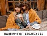 romantic moments. chilling...   Shutterstock . vector #1303516912