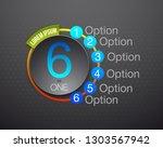design vector illustration sign ...   Shutterstock .eps vector #1303567942