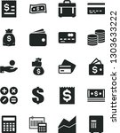 solid black vector icon set  ... | Shutterstock .eps vector #1303633222