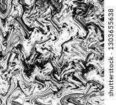grunge black and white abstract ... | Shutterstock . vector #1303655638