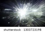 abstract background. explosion... | Shutterstock . vector #1303723198