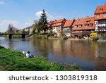 bamberg  bavaria  germany  ...   Shutterstock . vector #1303819318
