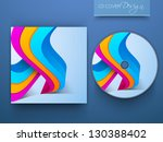 cd cover designs for your... | Shutterstock .eps vector #130388402