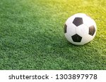 children's football training...   Shutterstock . vector #1303897978