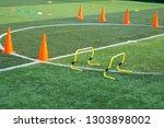 children's football training...   Shutterstock . vector #1303898002