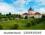 zolochiv   lviv oblast  ... | Shutterstock . vector #1303919245
