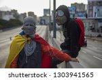 caracas  miranda venezuela  ...   Shutterstock . vector #1303941565
