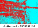 red and black paint background... | Shutterstock . vector #1303957168