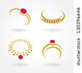 jewelry simple set
