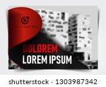 download this elegant design... | Shutterstock .eps vector #1303987342