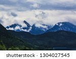 view to the alps from the... | Shutterstock . vector #1304027545