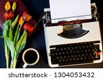 beautiful close up photo of... | Shutterstock . vector #1304053432