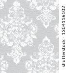 vector  antique baroque luxury...   Shutterstock .eps vector #1304116102