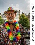 amsterdam  holland   august 4... | Shutterstock . vector #1304117578