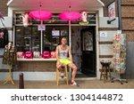 amsterdam  holland   august 4... | Shutterstock . vector #1304144872