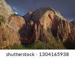 Usa Zion National Park Utah...