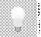 realistic vector transparent... | Shutterstock .eps vector #1304212585