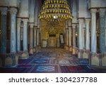 kairouan  tunisia   january 14... | Shutterstock . vector #1304237788