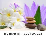 zen spa concept background  ... | Shutterstock . vector #1304397205