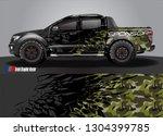 truck graphic designs....   Shutterstock .eps vector #1304399785