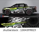 truck graphic designs.... | Shutterstock .eps vector #1304399815