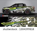 truck graphic designs.... | Shutterstock .eps vector #1304399818