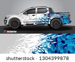 truck graphic designs.... | Shutterstock .eps vector #1304399878