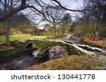 Ancient Footbridge