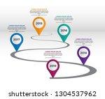 Vector Infographic Company...