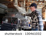 Maple Syrup Producer Checking...