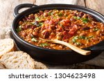 Delicious Cowboy Stew Of Beans...