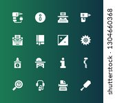 manual icon set. collection of... | Shutterstock .eps vector #1304660368