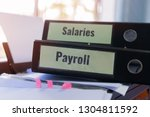 hr human resources business and ... | Shutterstock . vector #1304811592
