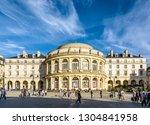 rennes  france   october 13 ...   Shutterstock . vector #1304841958
